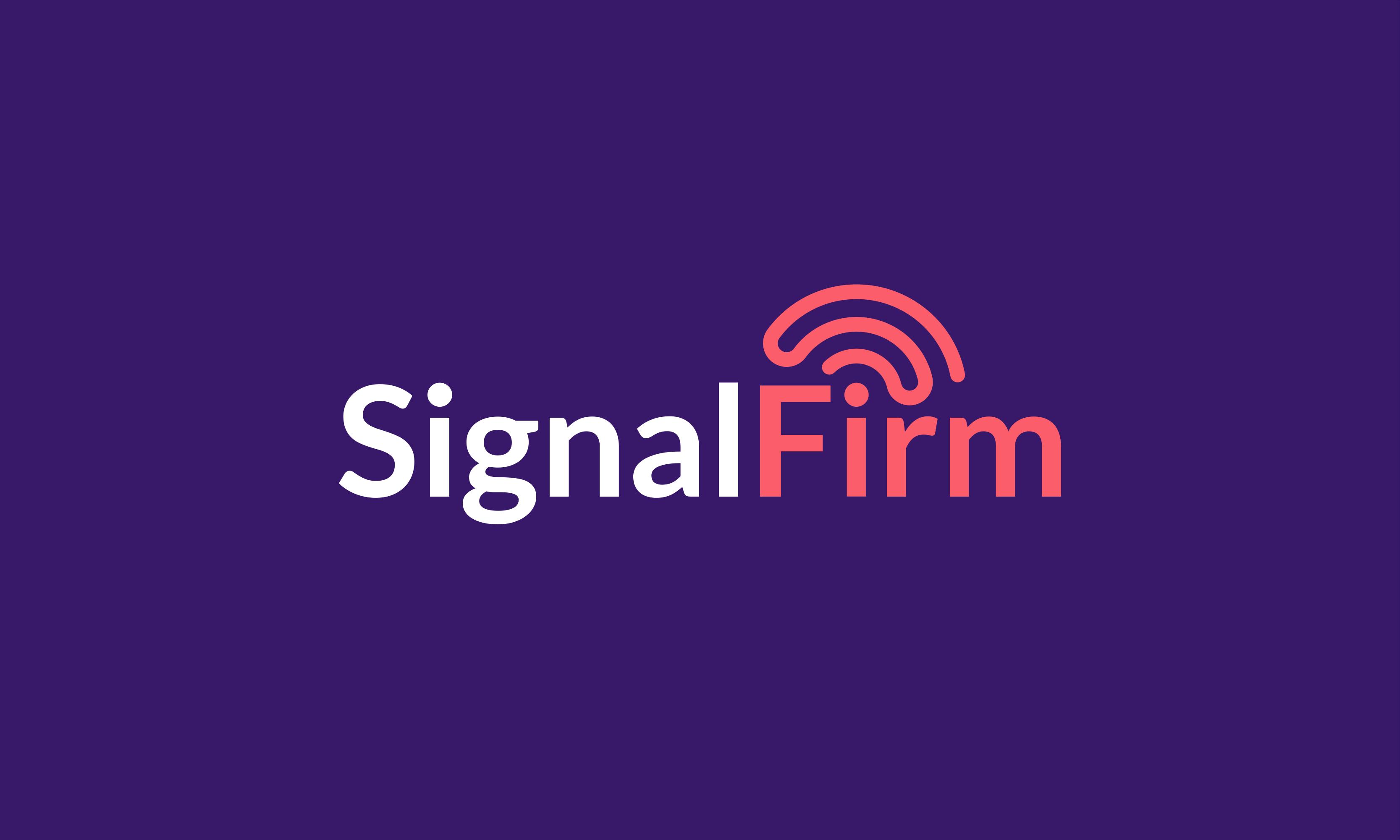 Signalfirm
