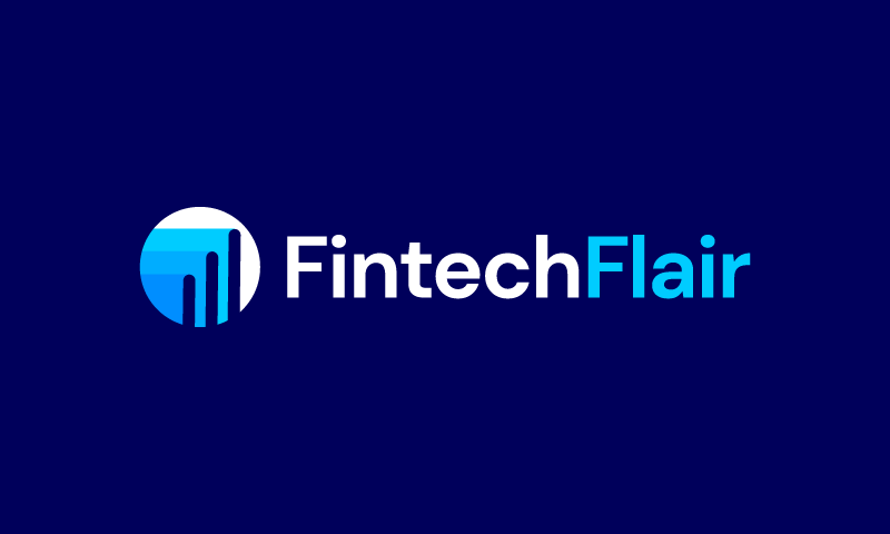 Fintechflair - Finance product name for sale