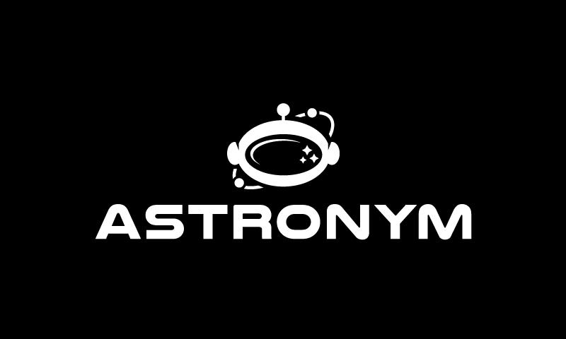 Astronym - Contemporary company name for sale