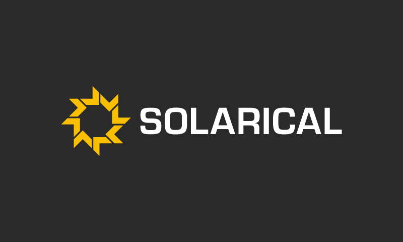 Solarical - Power business name for sale
