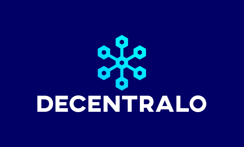 Decentralo - Cryptocurrency brand name for sale
