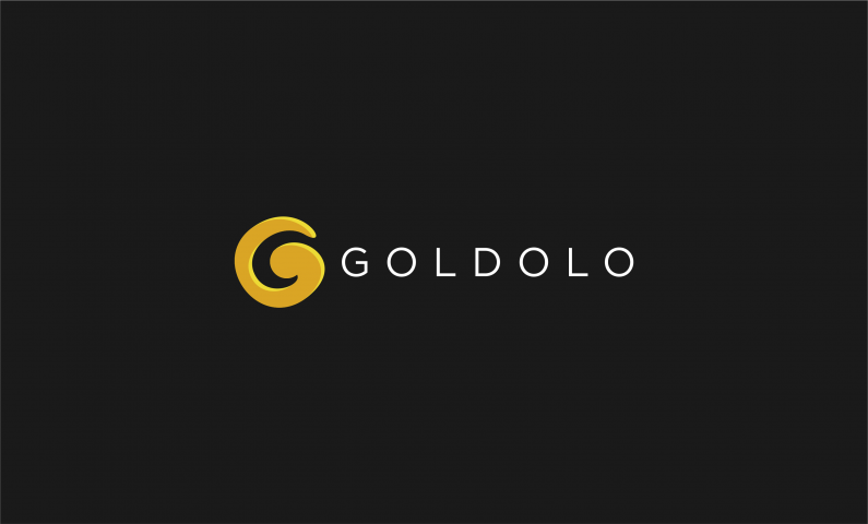 Goldolo - Potential startup name for sale