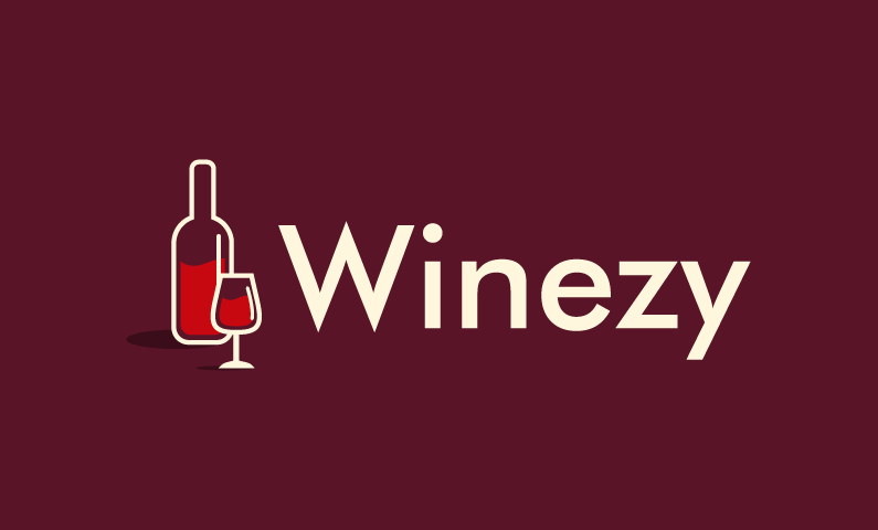 Winezy - Drinks company name for sale