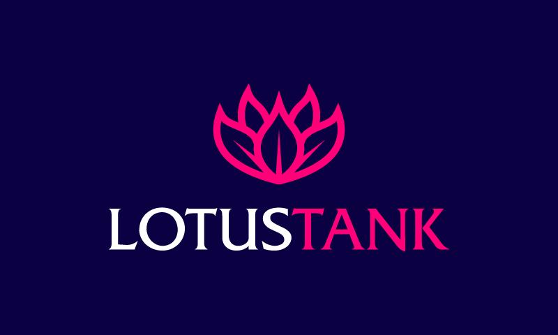 LotusTank logo