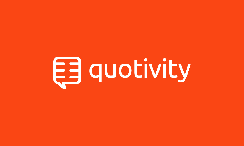 Quotivity - Business domain name for sale