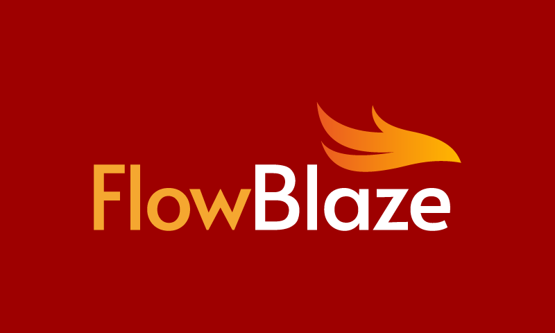 Flowblaze - Business business name for sale