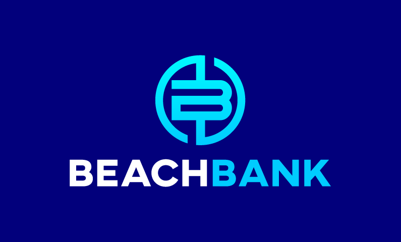 Beachbank - Loans startup name for sale