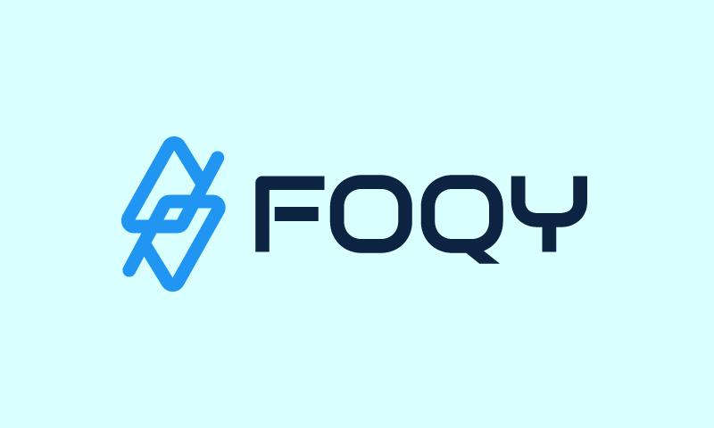 foqy logo