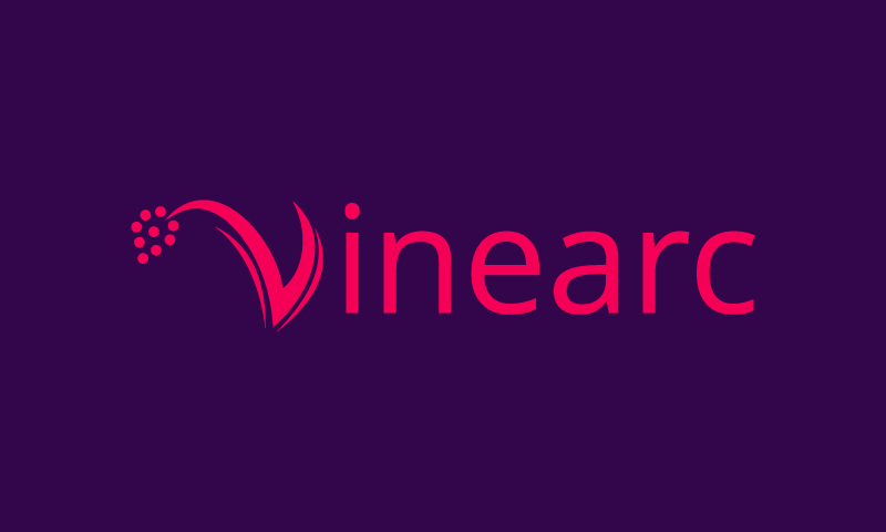 Vinearc - Food and drink domain name for sale