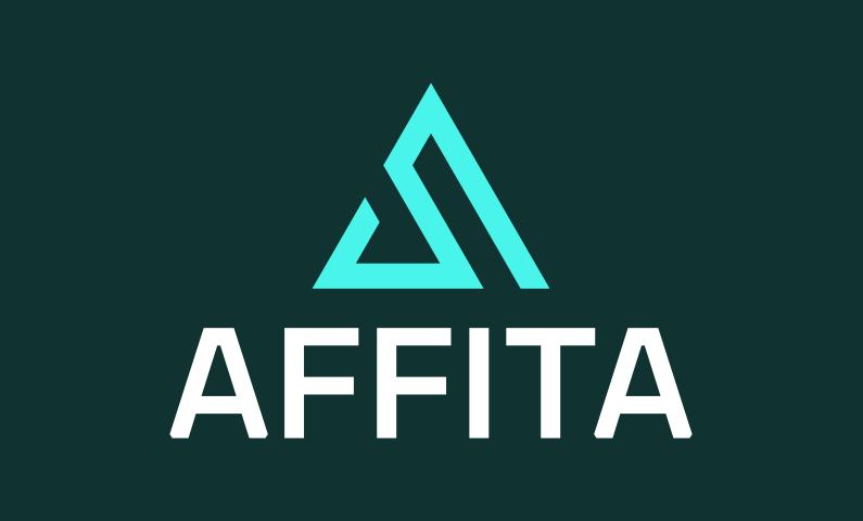 Affita - Contemporary business name for sale