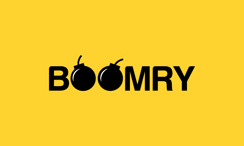 Boomry - Events product name for sale