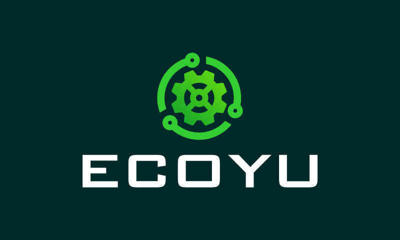 Ecoyu - Environmentally-friendly business name for sale