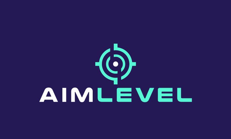 Aimlevel - Retail company name for sale