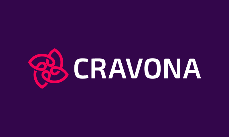 Cravona - Appealing company name for sale