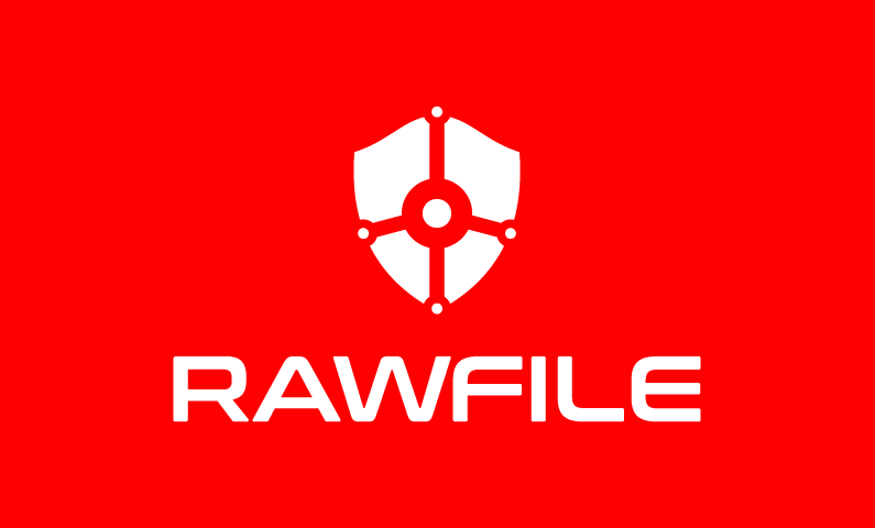 Rawfile - Software startup name for sale