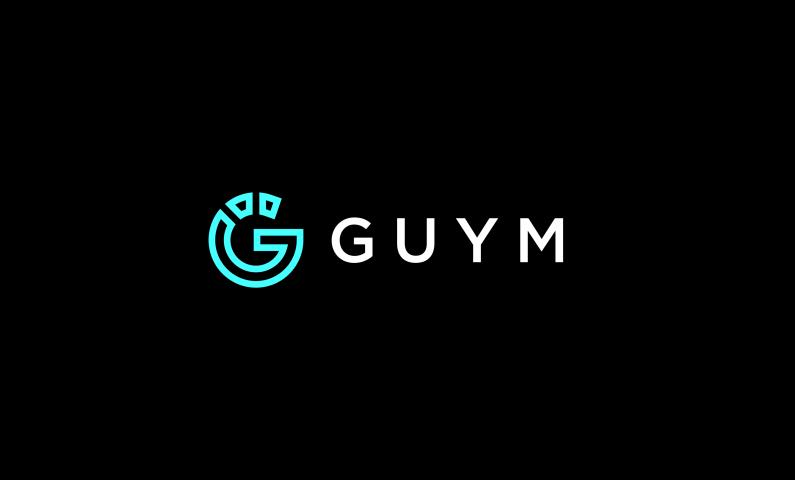 Guym - Health domain name for sale