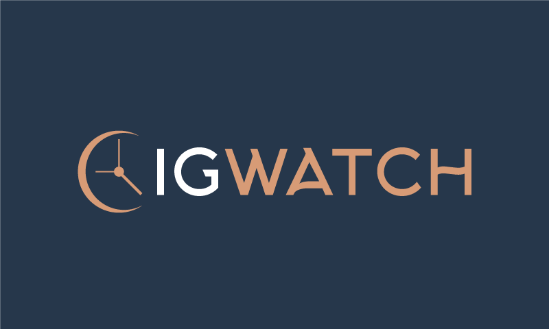 Igwatch - Technology product name for sale