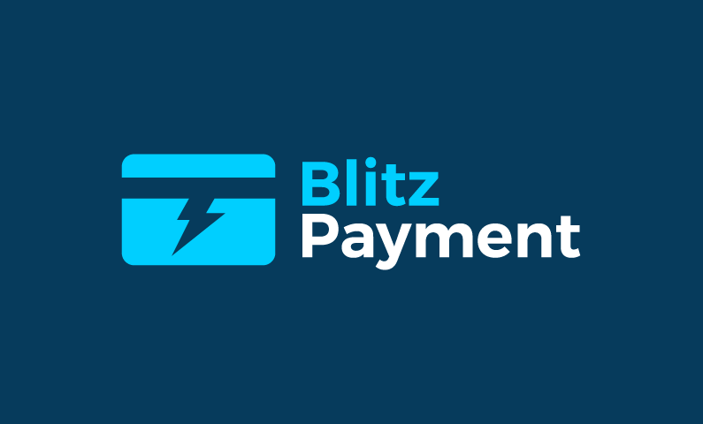 Blitzpayment - Payment product name for sale