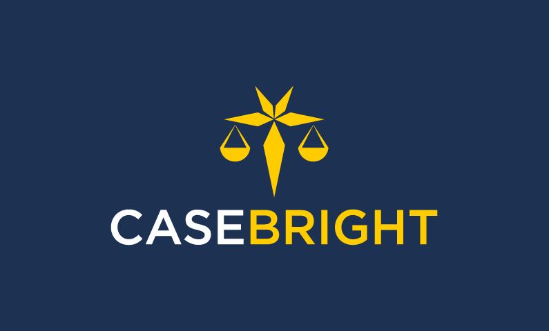 CaseBright logo