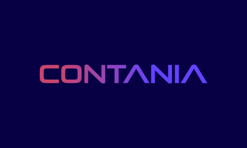 Contania - Technology brand name for sale
