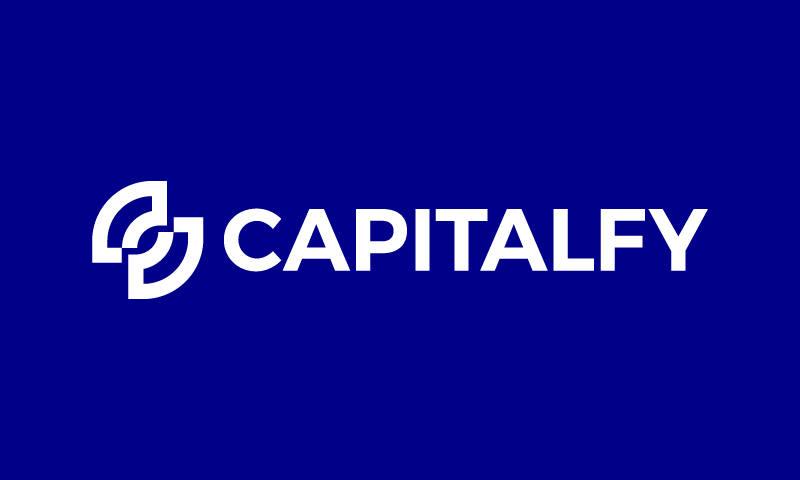 Capitalfy - Venture Capital startup name for sale