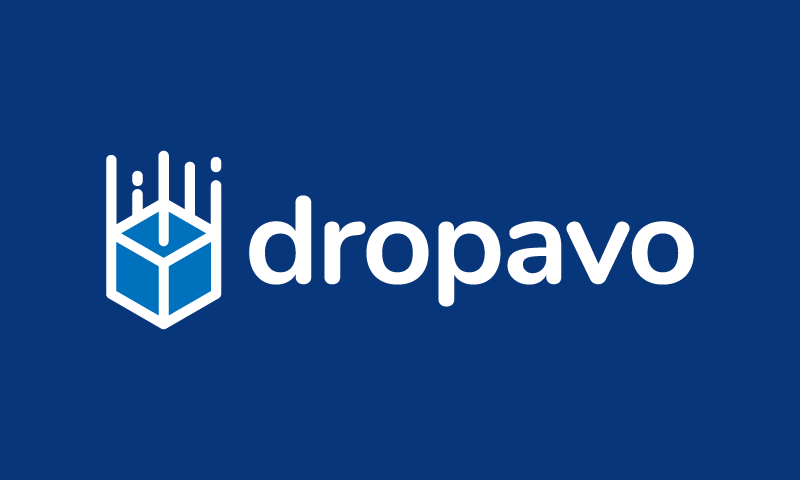 Dropavo - Business startup name for sale