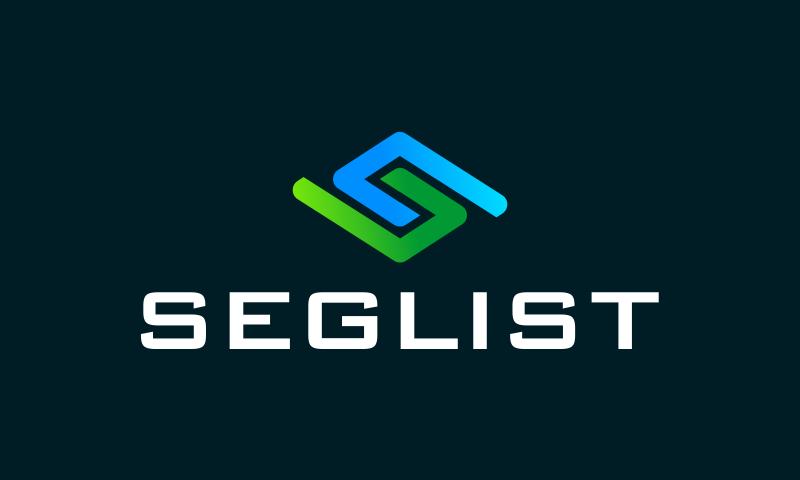 Seglist - Marketing product name for sale