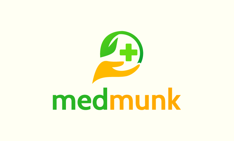 Medmunk - Healthcare domain name for sale