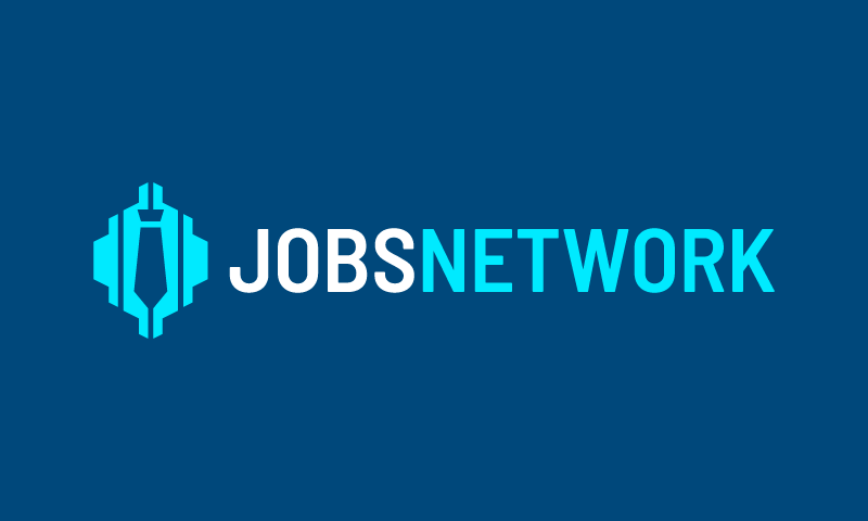 Jobsnetwork - Professional networking product name for sale