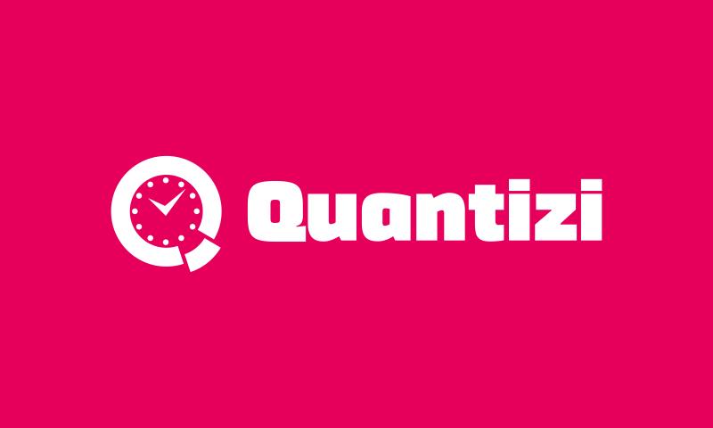 Quantizi - E-commerce business name for sale
