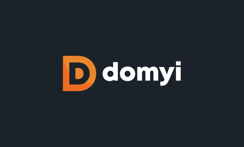 Domyi - Invented company name for sale