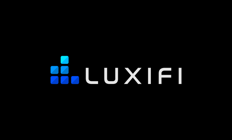 Luxifi - Business name for a luxurious brand or product