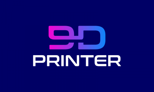 9dprinter - Animation startup name for sale