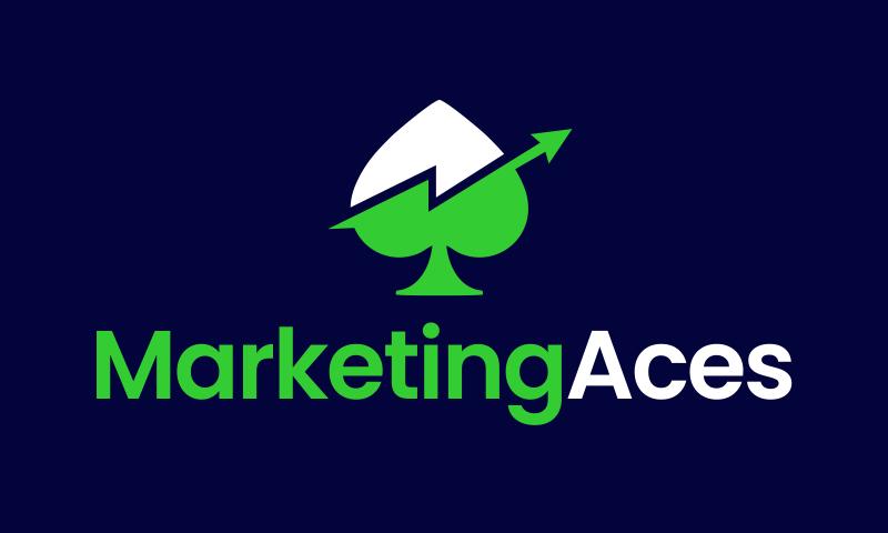 Marketingaces - Marketing product name for sale