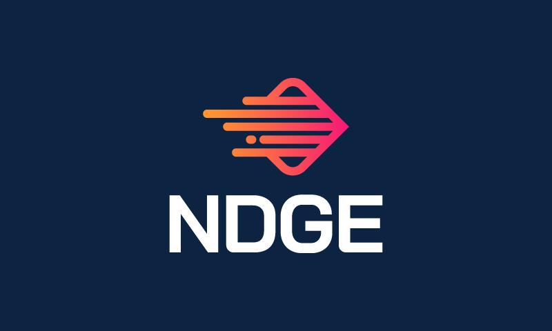 Ndge - E-commerce domain name for sale