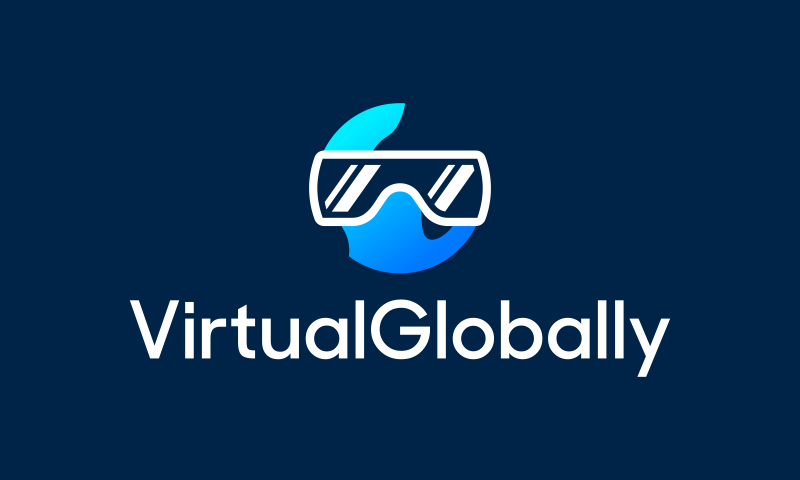Virtualglobally - VR domain name for sale