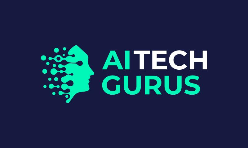 Aitechgurus - AI company name for sale
