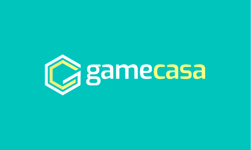 Gamecasa - Online games domain name for sale