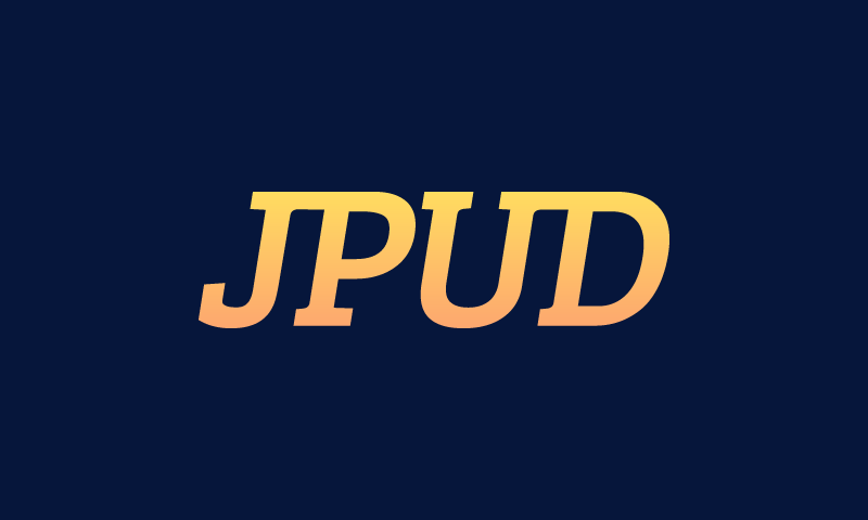 Jpud - Technology startup name for sale