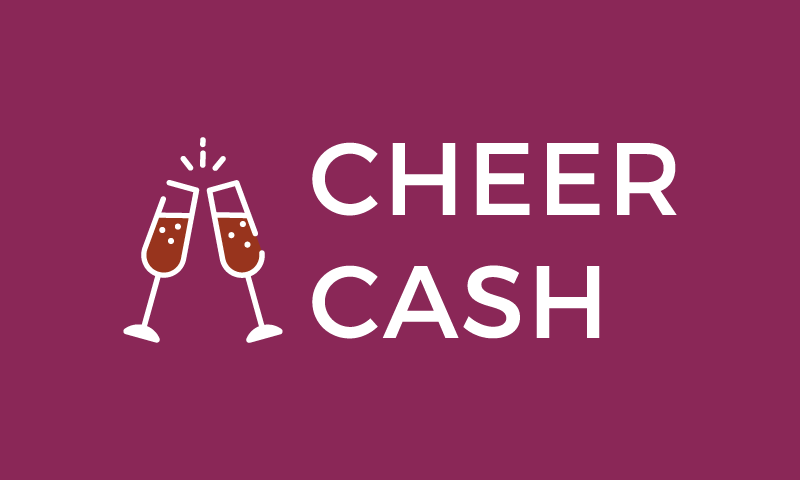 Cheercash - Finance domain name for sale