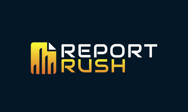 Reportrush - Analytics startup name for sale