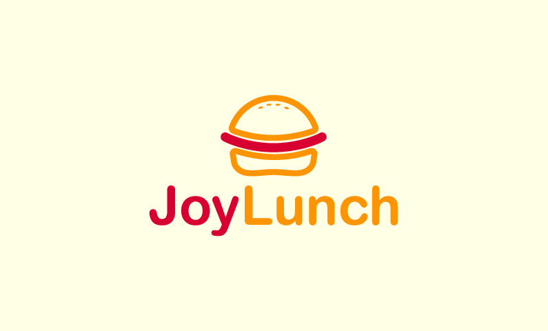 Joylunch - Food and drink company name for sale