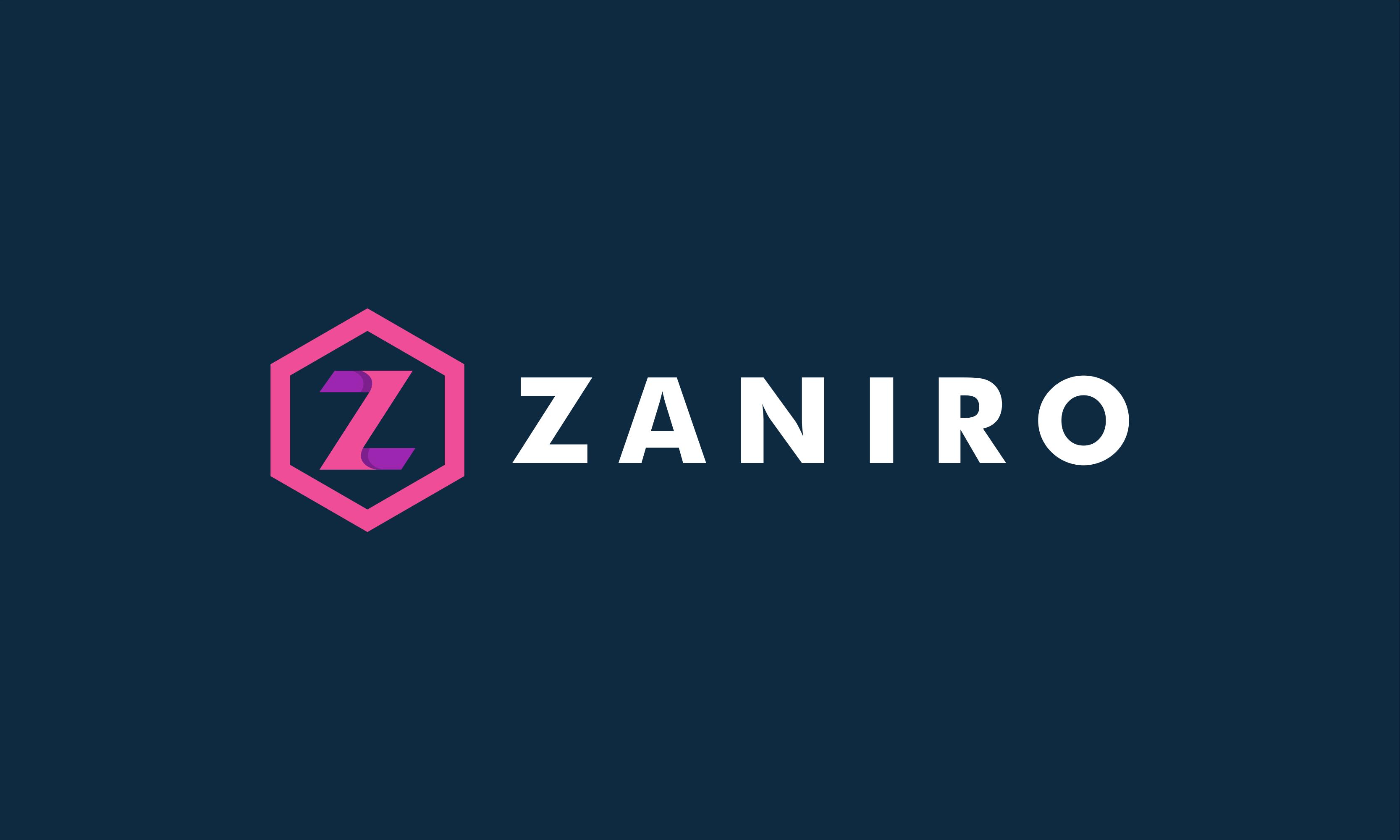 zaniro logo