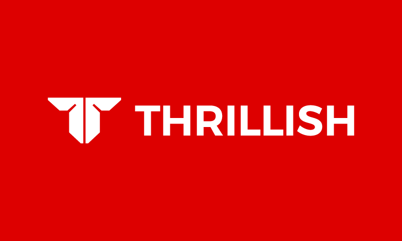 Thrillish - E-commerce product name for sale