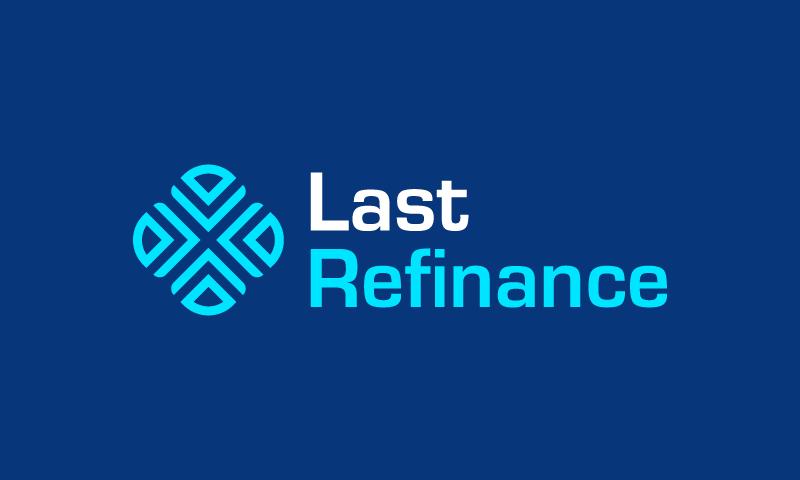 Lastrefinance - Finance business name for sale