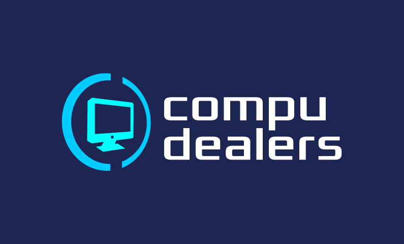 Compudealers - Electronics domain name for sale