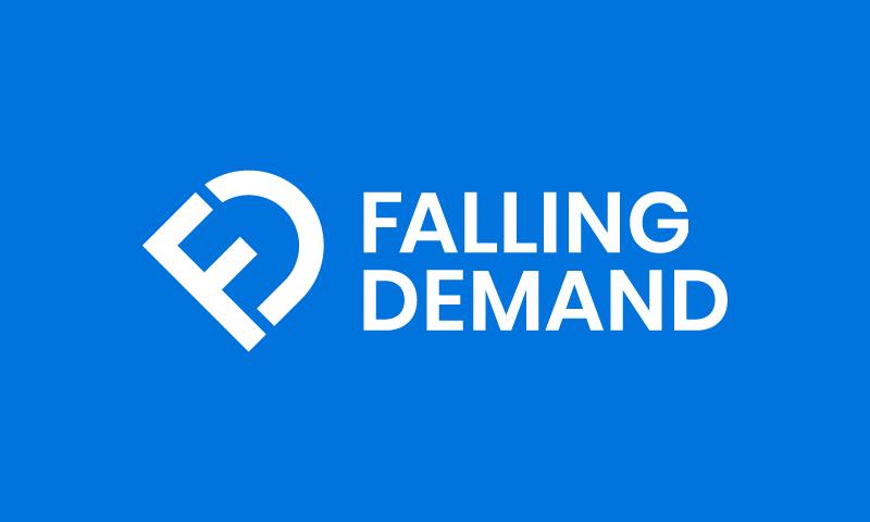 Fallingdemand - E-commerce brand name for sale