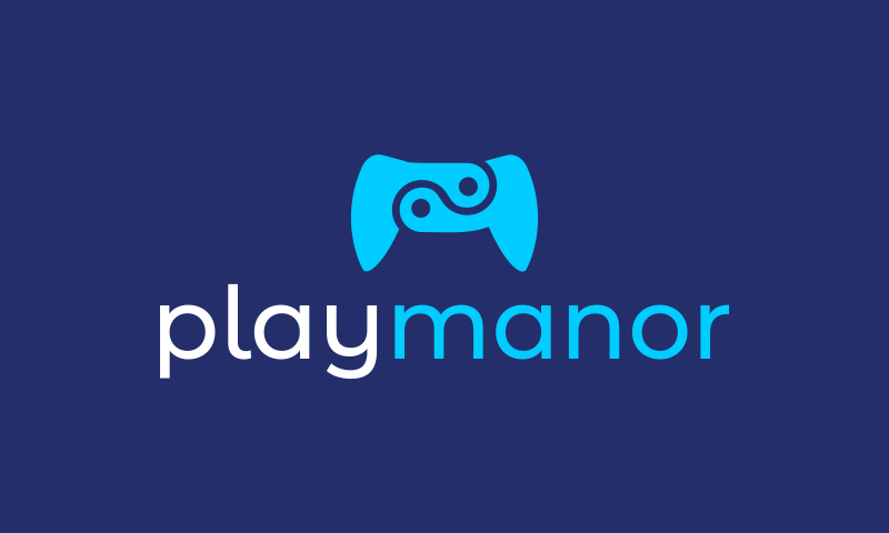 PlayManor logo