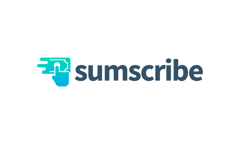 Sumscribe - Finance business name for sale