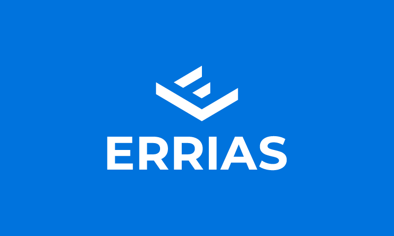 Errias - Business domain name for sale